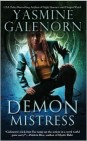 Okładka Demon Mistress (Sisters of the Moon, #6)